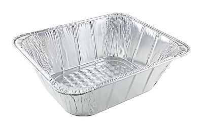Foil Steam Table Pan (Handi-Foil Half-Size (1/2) Extra-Deep Aluminum Foil Steam Table Pan HFA # 2014 )