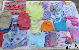 Little girl clothes up to 3T