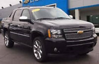 Wanted driver for Chevrolet Avalanche to Winnipeg