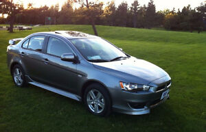 2014 Mitsubishi Lancer SE LOW Millage with Extended Warranty!