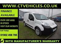 2014 64 plate Citroen Nemo 1.3HDi 16v 660 Enterprise A/C Side door Top spec