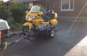 Motorcycle Trailer -