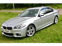 BMW 520 2.0TD (184)**M SPORT DIESEL**1OWNER JUST 27K!!**