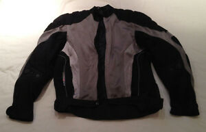 Cordura summer biking jacket