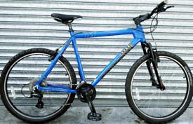 Men's mongoose bike