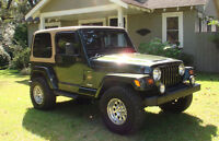 WANTED Jeep YJ/TJ - Parts/Project Vehicle