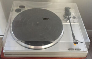 Sanyo Turntable