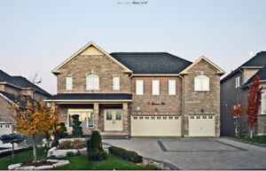 Luxurious House in Maple, Dufferin and Teston  for rent