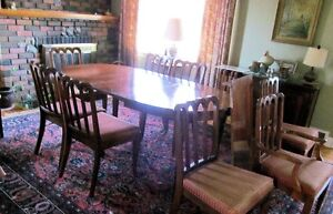 Andrew Malcolm Dining Room Set