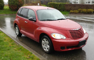 2009 PT Cruiser, 138,600 KMs, CarProof Available