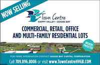 "The ""Town Centre"" Happy Valley - Goose Bay"