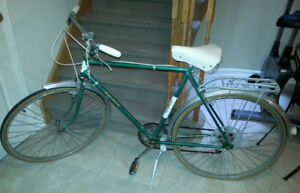 1970s Raleigh Bikes (Made in UK) mens and womens + 90s RimRock