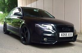 Audi A4 sline b7 tfsi 2l 280bph