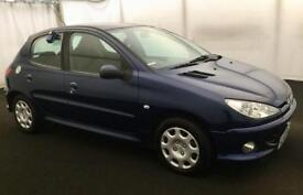 PEUGEOT 206 1.4HDi LOOK [2007] PRICE REDUCED> £30 A YEAR TAX..SUPER CONDITION