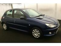 PEUGEOT 206 1.4HDi LOOK [2007] £30 A YEAR TAX..5 DOOR HATCHBACK..SUPER CONDITION