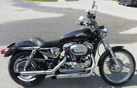 2006 HARLEY DAVIDSON XL1 CUSTOM SPORTSTER 1200 MAKE AN OFFER