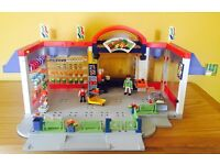 Playmobil Supermarket Playset 3200