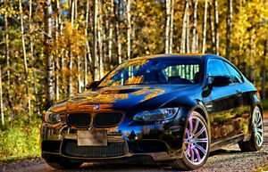 2009 BMW M3 Coupe 6 Speed for sale
