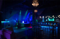 CLUB FOR RENT FOR ARTIST SHOWS STARTING AT $399/DAY