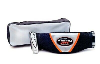 Massagegürtel Vibro Shape professional 5 Level Auto Programme Bauchmuskeltrainer
