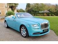 2017 Rolls-Royce Dawn 6.6 Convertible (563bhp)
