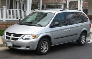 2001 Dodge Grand Caravan for Parts