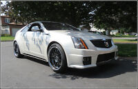 2011 Cadillac CTS Coupe - Premium Performance Package