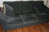 GREY COUCH/SOFA