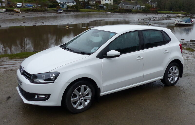 Volkswagen Polo 2013 1 4 Match Manual 5 Door Hatchback