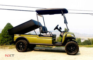 Custom Golf Cart - NXT - W2