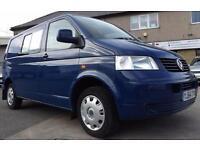 Volkswagen Transporter T5 1.9TDI T30 104 Camper Van Day Van