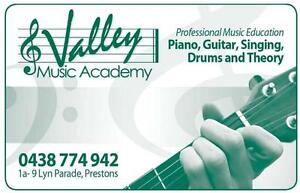 Valley Music Academy Prestons Liverpool Area Preview