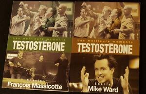 Testostérone, les meilleurs moments Coffrets DVD