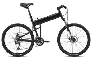 Folding full-size mountain bike - Montague Paratrooper Pro®