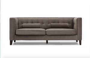 Mint Condition Grey Structube Sofa