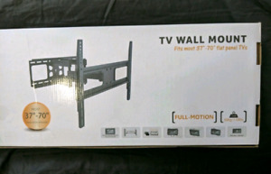 "Brand New Full Motion Wallmount 37""-70"""