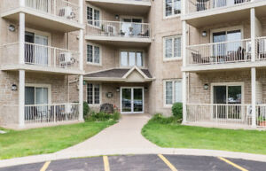 65 DIAMOND HEAD CT. #207, MONCTON NORTH! AFFORDABLE LUXURY CONDO