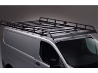 RHINO VAN ROOF RACK - SERIAL NO. WO70011 - USED GOOD CONDITION - ONLY £40