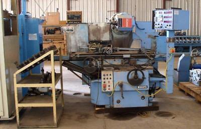 10 X 55 Niigata 3um Universal Milling Machine 15 Hp