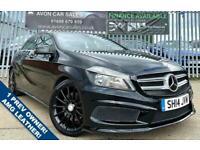 2014 Mercedes-Benz A-CLASS 2.1 A220 CDI BLUEEFFICIENCY AMG SPORT 5d 170 BHP AUTO