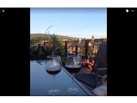 Stunning 3 bed duplex apartment - Stalybridge - huge terrace