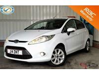 2010 FORD FIESTA 1.4 ZETEC 16V 5D 96 BHP P/X WELCOME NEW TIMING BELT! NEW SERVI