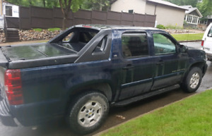 2009 Chevy Avalanche