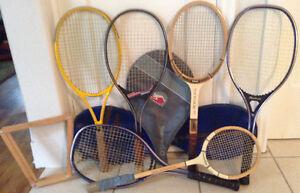 5- Badmonton Racquets