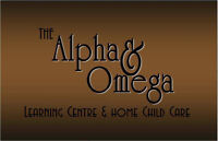 The Alpha & Omega Learning Center and Home Child Care