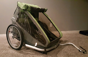 Croozer kid for 2 Bike Trailer / Stroller