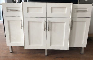 Vanities starting from 125$ made of solid wood or MDF