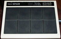 Roland SPD-8 Total Percussion Pad (with Drum Stand)