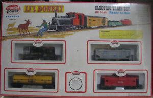 MODEL POWER - LI'L DONKEY  - HO Scale