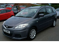 MAZDA 5 TS2 7 SEATER (SHOWROOM CONDITION)